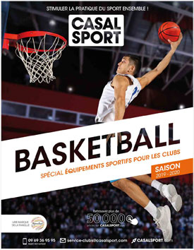 Catalogue Basketball