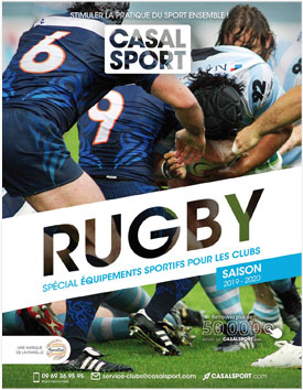 Catalogue Rugby