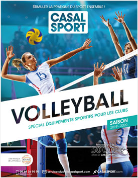 Catalogue Volleyball