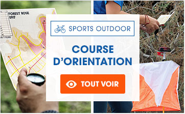 Univers course d'orientation