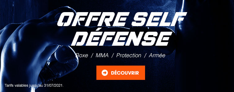 Offre Self-Defense