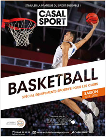 Catalogue Casal Sport Basket