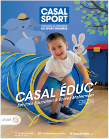 Catalogue Casal Sport Educ