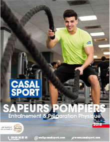Catalogue Casal Sport Pompiers