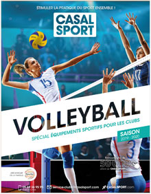 Catalogue Casal Sport Volley