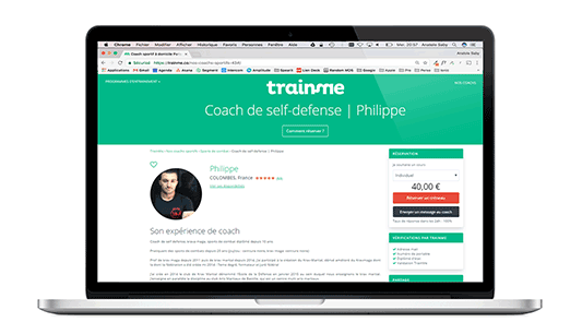 Les innovations de Trainme Corporate