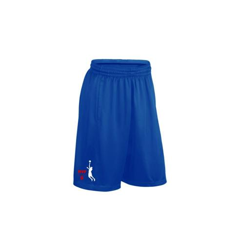 Short Basket Peak TP MVP Junior Bleu/Blanc
