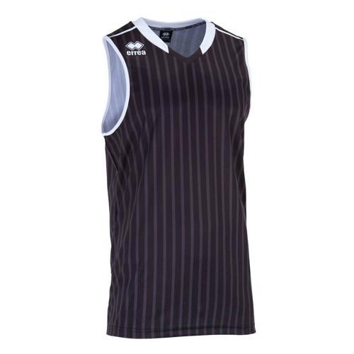 Maillot Basket Errea Atlanta Homme Noir/Blanc