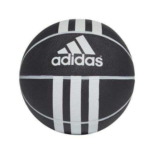 Ballon de basket - adidas 3-Stripes Rubber X taille 5
