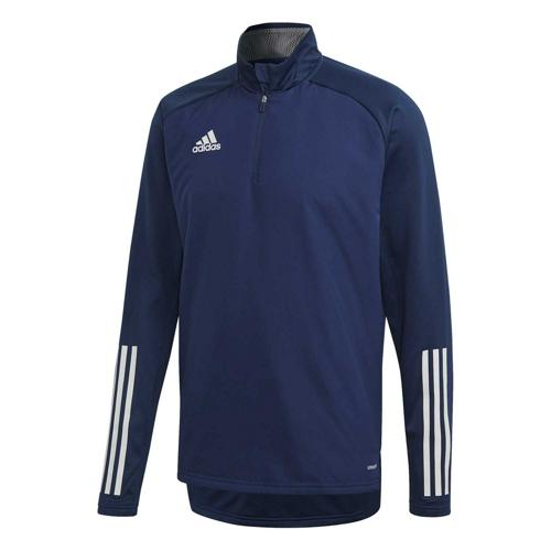 Coupe-vent de foot - adidas Condivo 20 Warm - Bleu