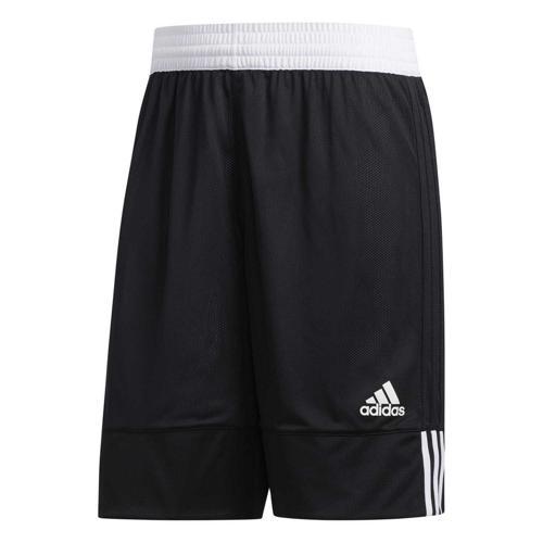 Short de basket - adidas - 3G Speed Reversible - Noir/Blanc