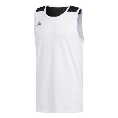 Maillot de basket - adidas Creator 365 - Blanc/Noir