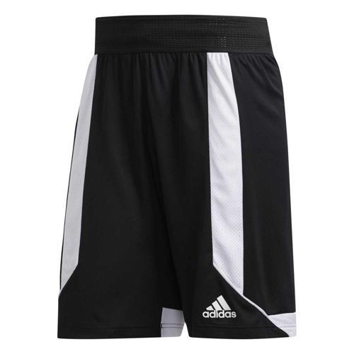 Short de basket - adidas Creator 365 - Noir/Blanc