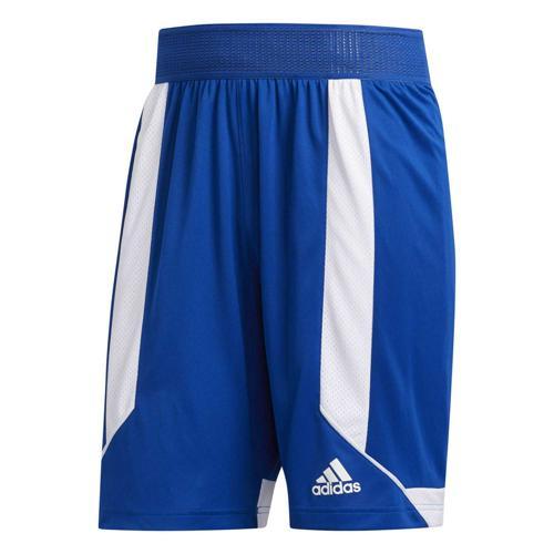 Short de basket - adidas Creator 365 - Bleu/Blanc