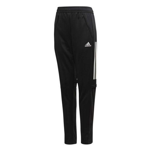 Pantalon d'entraînement de foot enfant - adidas - Condivo 20 - Noir