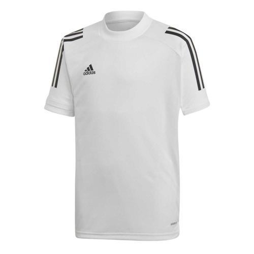 Maillot de foot enfant adidas - Condivo 20 Training Blanc