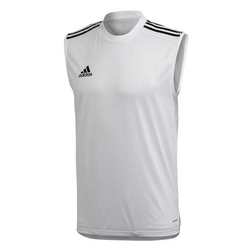 Débardeur de foot - adidas Condivo 20 - Blanc