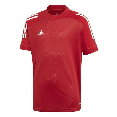 Maillot de foot enfant adidas - Con 20 - Rouge
