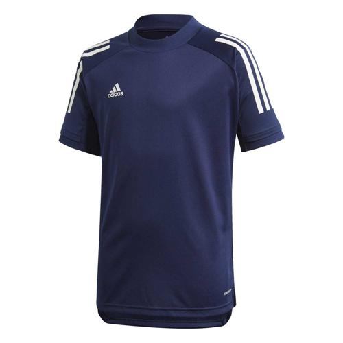 Maillot de foot enfant adidas - Condivo 20 Training Bleu marine