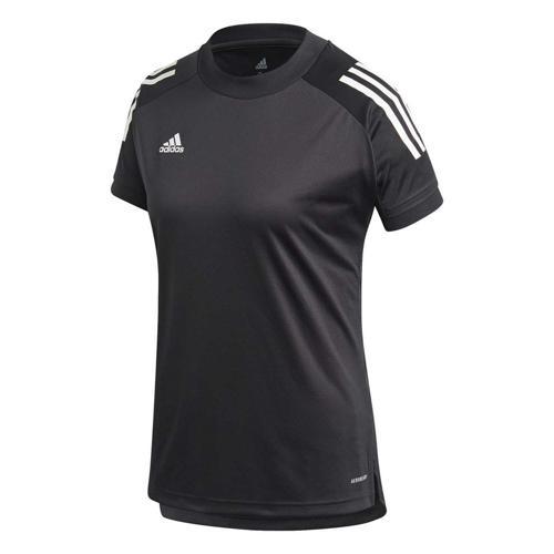 Maillot de foot femme - adidas - Condivo 20 Training - Noir