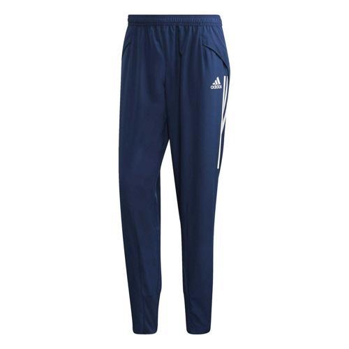 Pantalon de présentation de foot - adidas - Condivo 20 Bleu foncé