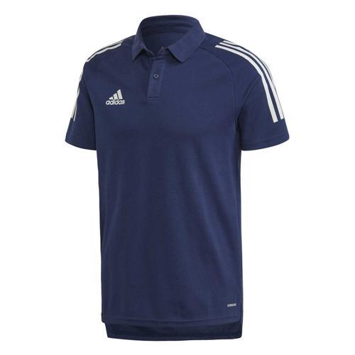 Polo de foot - adidas Condivo 20 - Bleu foncé/Blanc