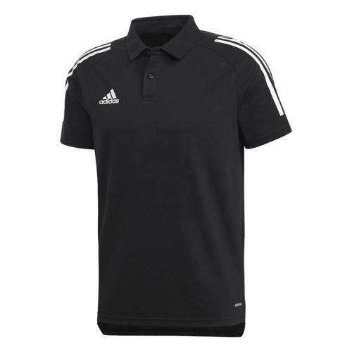 Polo de foot - adidas Condivo 20 - Noir/Blanc