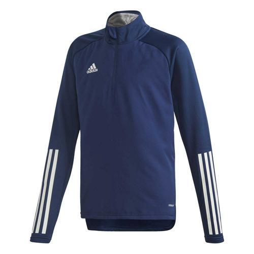T-shirt de foot enfant adidas - Condivo Warm -Bleu