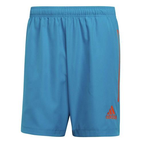 Short de foot - adidas Condivo 20 Primeblue Bleu/Orange