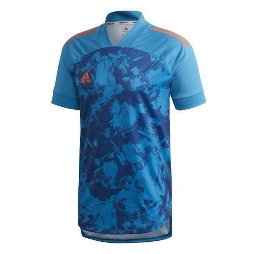 Maillot de foot homme - adidas - Condivo 20 Primeblue - Bleu