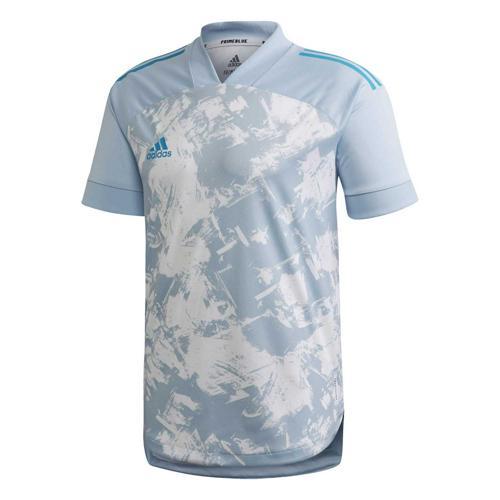 Maillot de foot homme - adidas - Condivo 20 Primeblue - Bleu clair