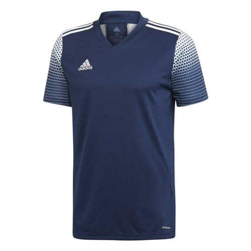 Maillot de foot - adidas Regista 20 - Bleu foncé/Blanc
