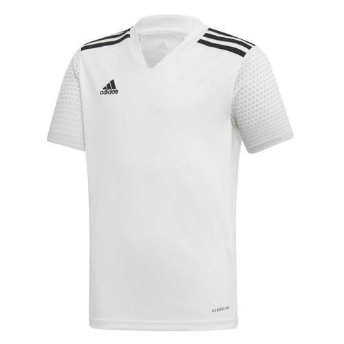 Maillot de foot enfant adidas - Regista 20 Blanc/Noir