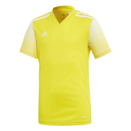 Maillot de foot enfant adidas - Regista 20 Jaune/Blanc
