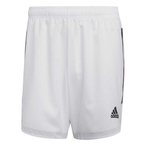 Short de foot - adidas Condivo 20 - Blanc/Noir