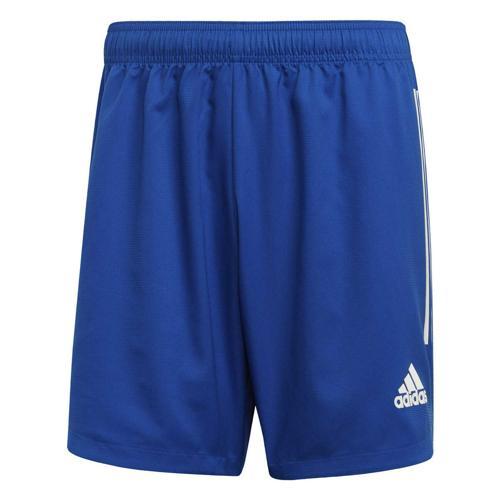 Short de foot - adidas Condivo 20 - Bleu/Blanc