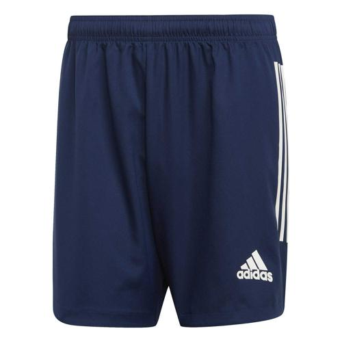 Short de foot - adidas Condivo 20 - Bleu foncé/Blanc