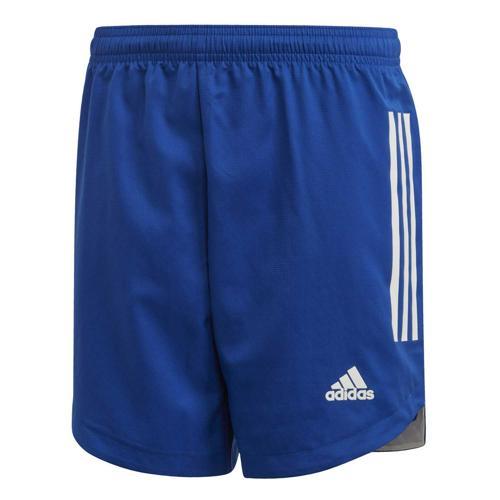 Short de foot enfant - adidas - Condivo 20 - Bleu/Blanc