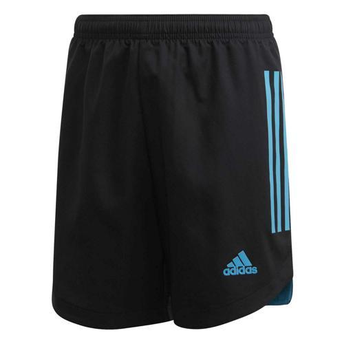Short de foot enfant - adidas - Condivo 20 - Noir/Bleu