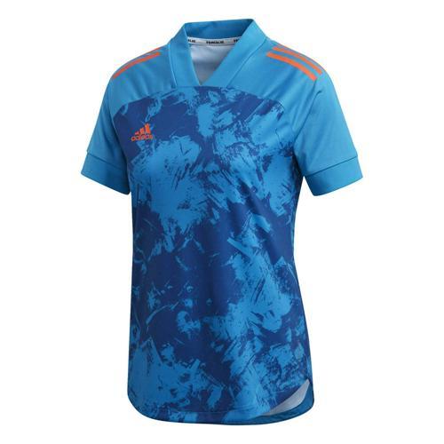 Maillot de foot femme - adidas - Condivo 20 Primeblue - Bleu