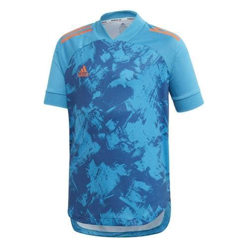 Maillot de foot enfant adidas - Condivo 20 Primeblue - Bleu