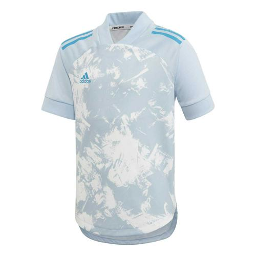 Maillot de foot enfant adidas - Condivo 20 Primeblue - Bleu clair