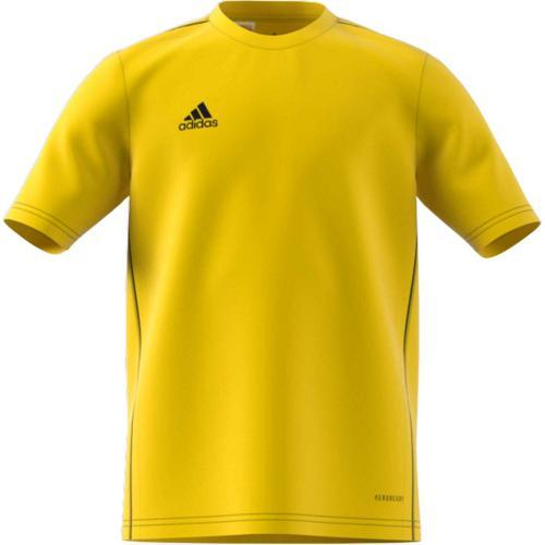 Maillot de foot enfant adidas - Core 18 - Jaune