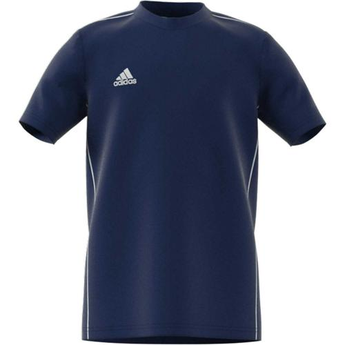 T-shirt de foot - adidas Core 18 - Bleu