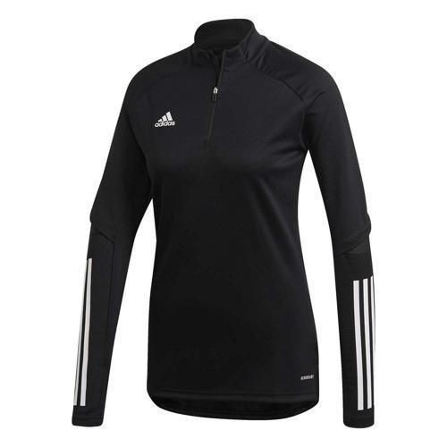 T-shirt de foot femme - adidas - Condivo 20 - Noir