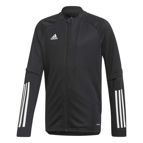 Veste d'entraînement de foot enfant - adidas - Condivo 20 Noir
