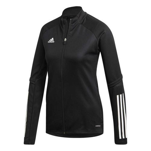 Veste d'entraînement de foot femme - adidas - Condivo 20 Noir