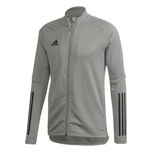 Veste d'entraînement de foot adidas - Condivo 20 - Gris