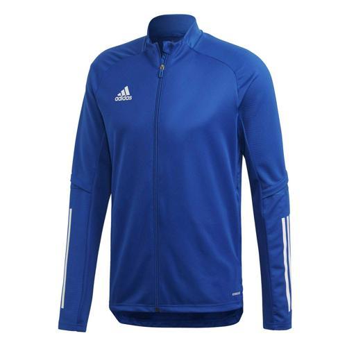 Veste d'entraînement de foot adidas - Condivo 20 - Bleu