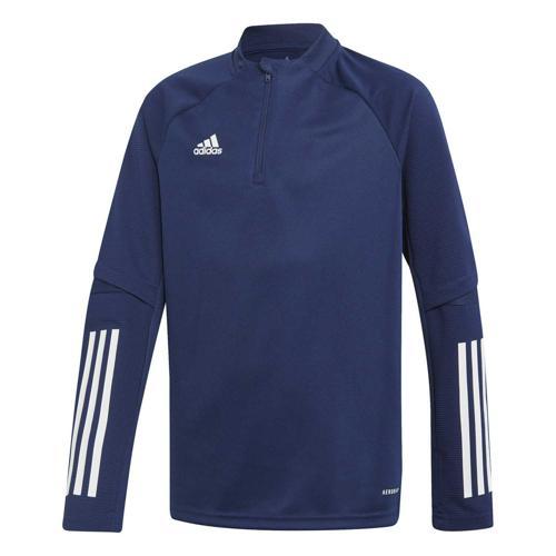 T-shirt de foot enfant adidas - Condivo 20 Training Top - Bleu foncé